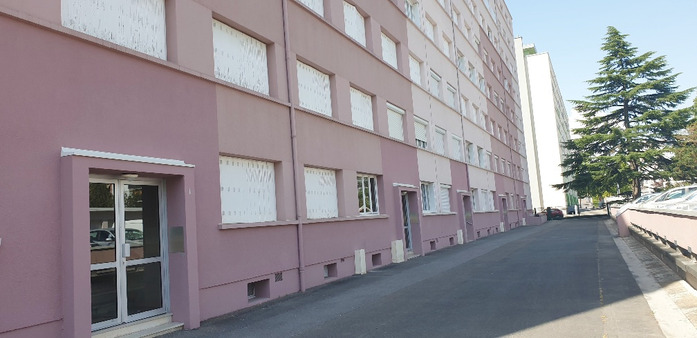 VENTE T3 DIJON résidence Monplaisir